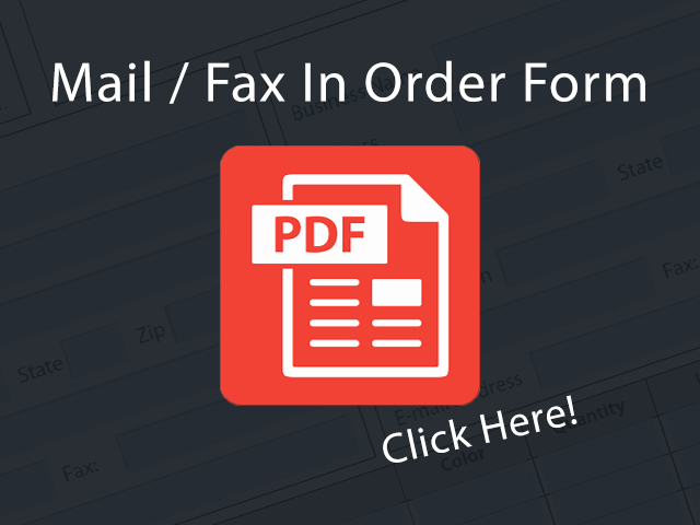 LAPackaging Mail In Or Fax In Order From Link